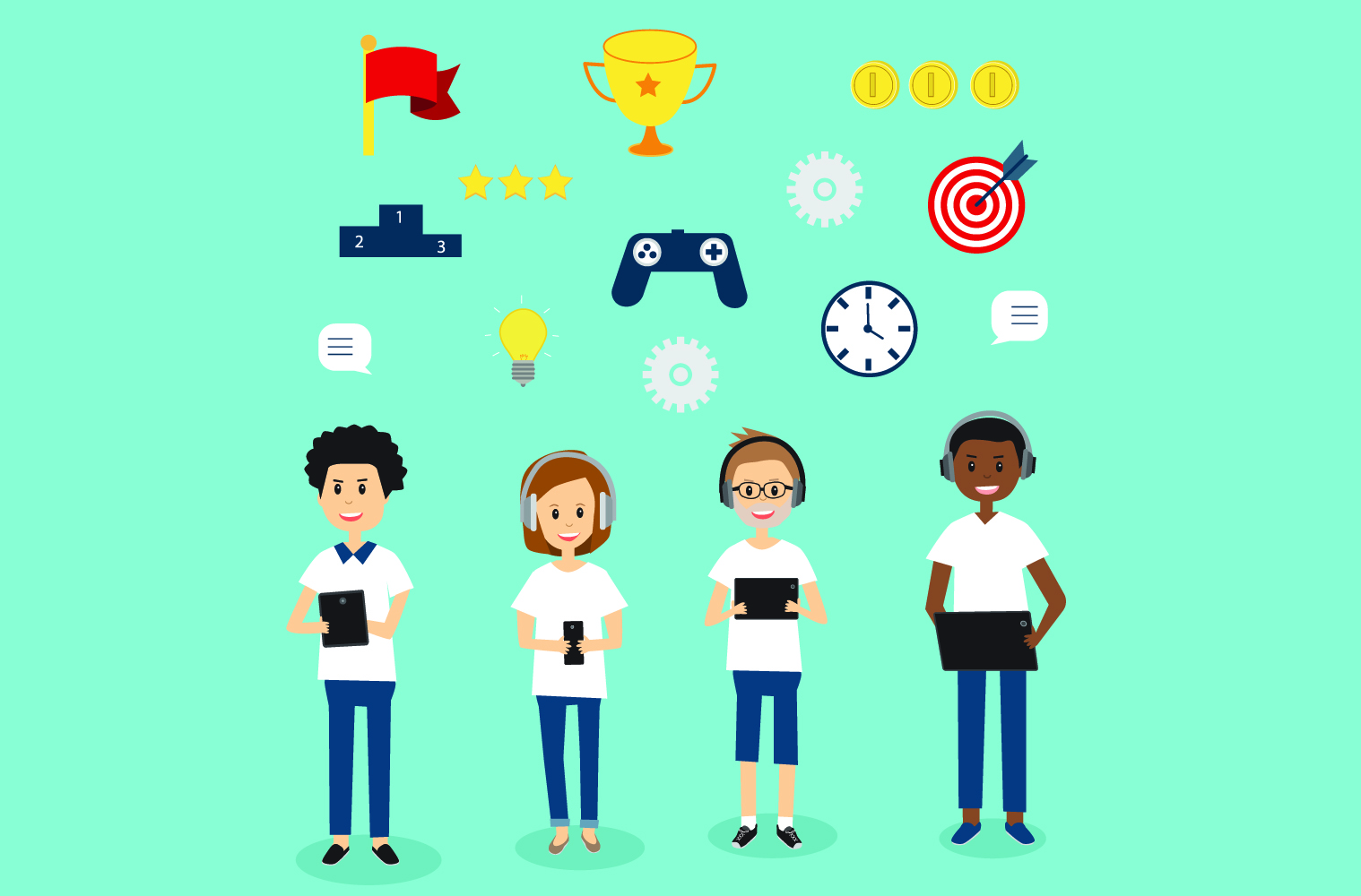5 Key Reasons to Integrate Gamification into Your eLearning