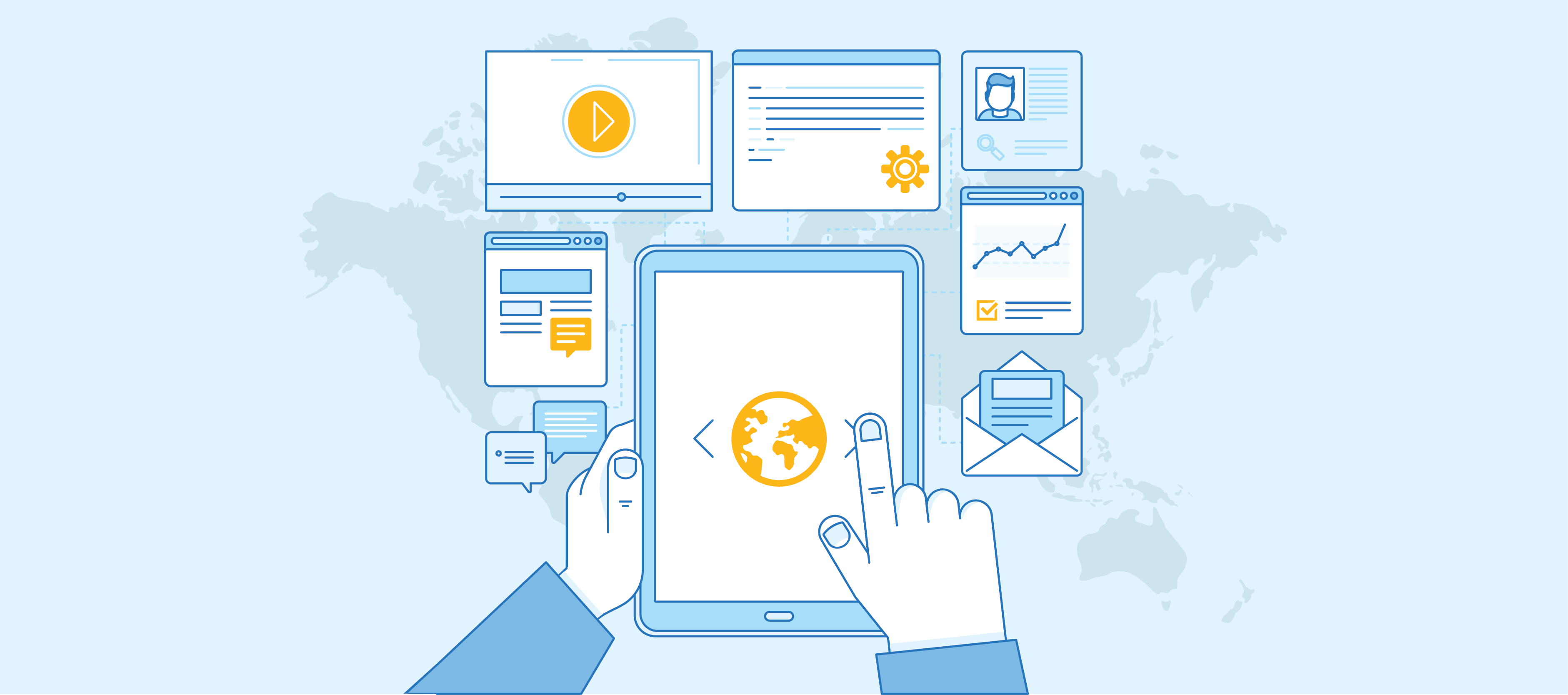 Engaging Communication - Creating Visibility For Enterprise Data Through Concept Videos
