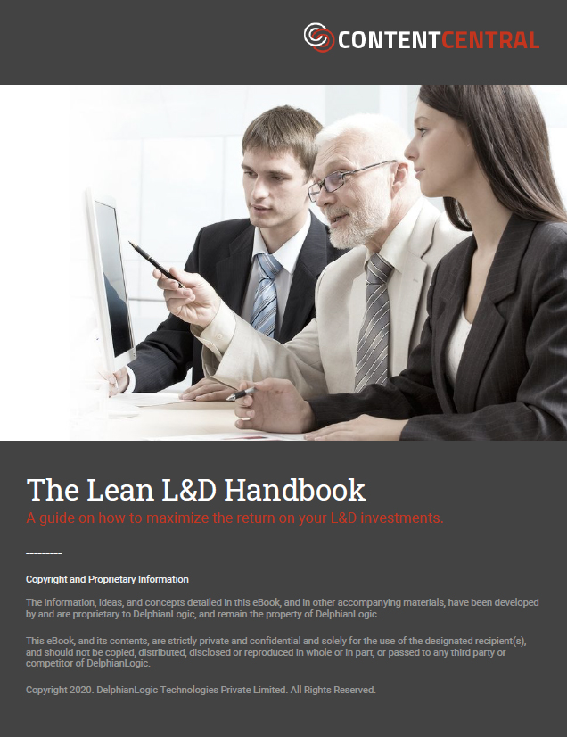 The Lean L&D Handbook